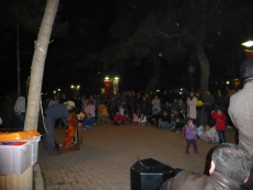 1er festival de rue en Turquie (Trakya)